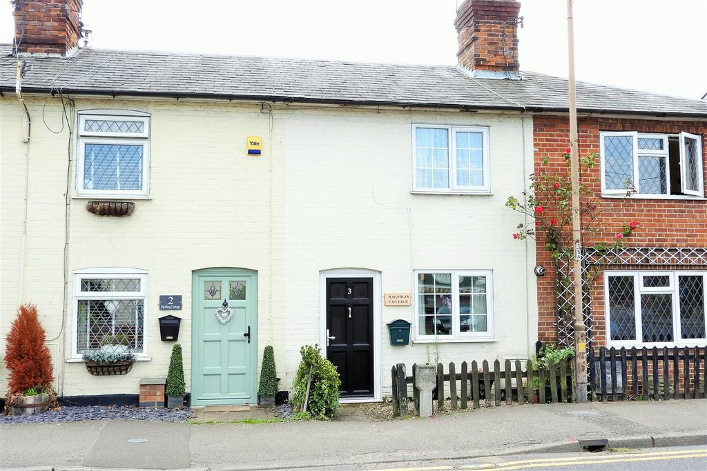 2 Bedrooms Terraced House for sale in The Street, Hatfield Peverel, Chelmsford