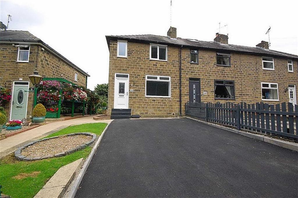 3 Bedrooms End Of Terrace House for sale in Upper Clough Road, Linthwaite, Huddersfield, HD7