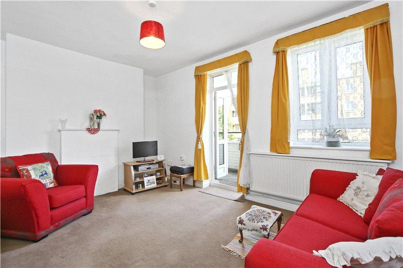 3 Bedrooms Flat for sale in Mortimer House, North End Road, West Kensington, London, W14