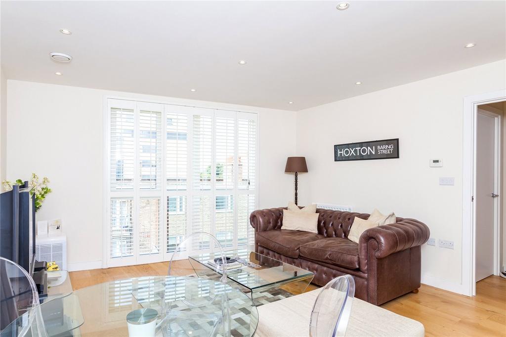 1 Bedroom Flat for sale in Devizes Street, London, N1