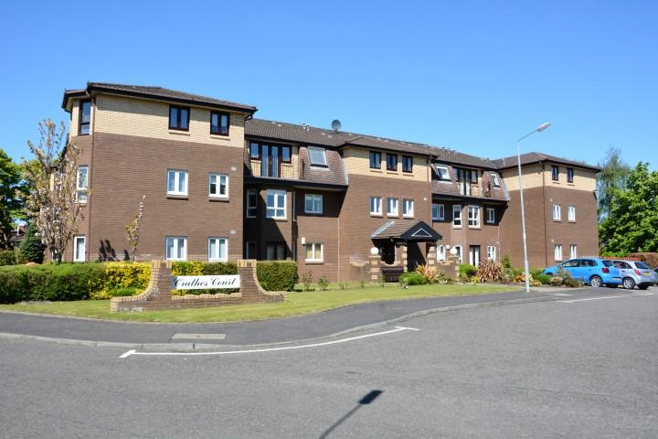 2 Bedrooms Retirement Property for sale in 122 Crathes Court, Muirend, G44 3HE