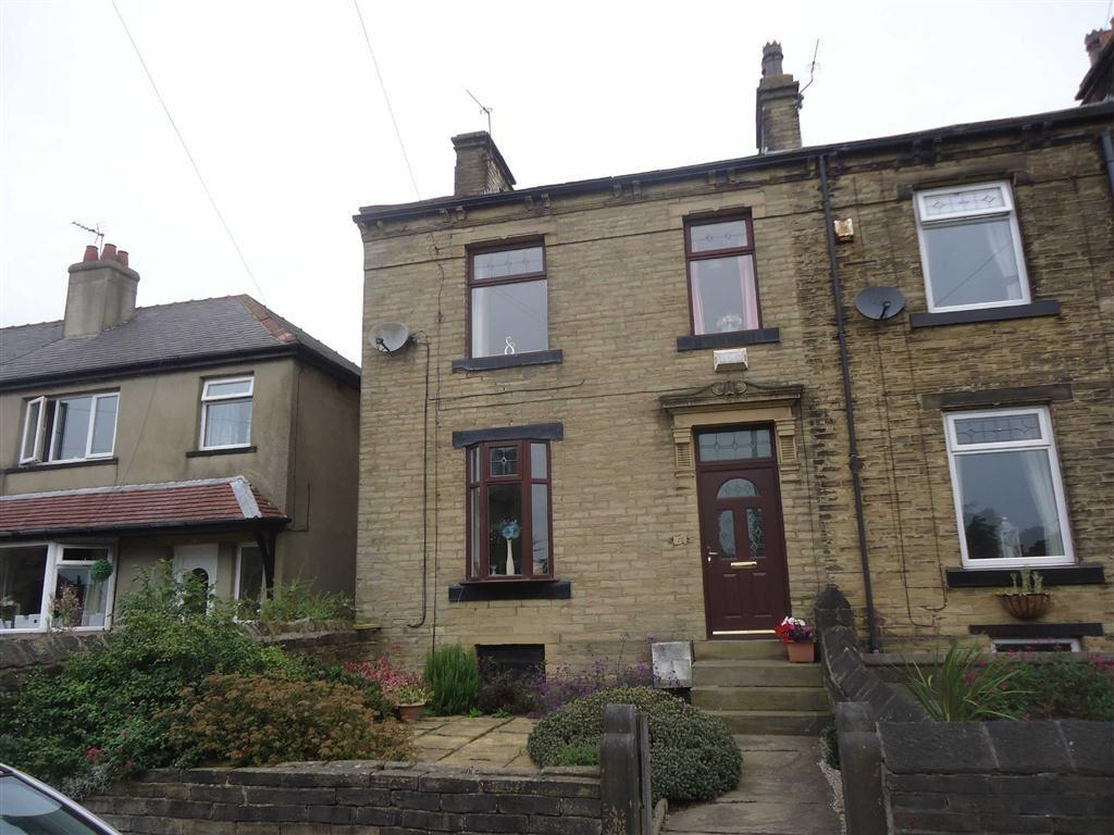 3 Bedrooms End Of Terrace House for sale in Tennyson Road, Bradford, West Yorkshire, BD6