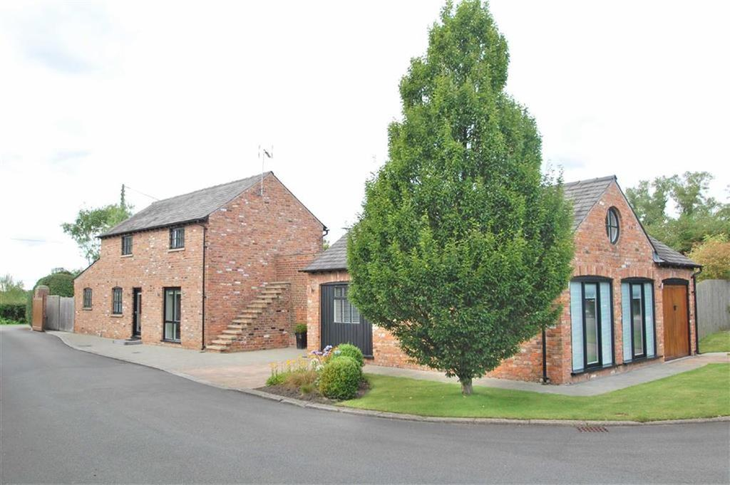 3 Bedrooms Barn Conversion Character Property for sale in Gatley Green Farm, Nether Alderley, Cheshire