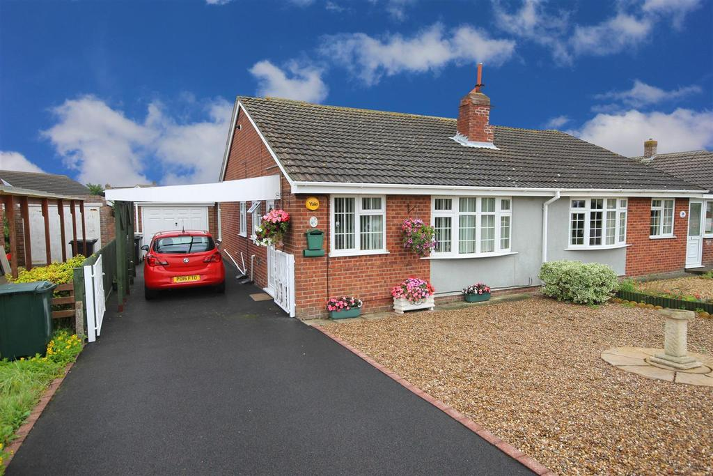 1 Bedroom Semi Detached Bungalow for sale in 169 Golf Road, Mablethorpe