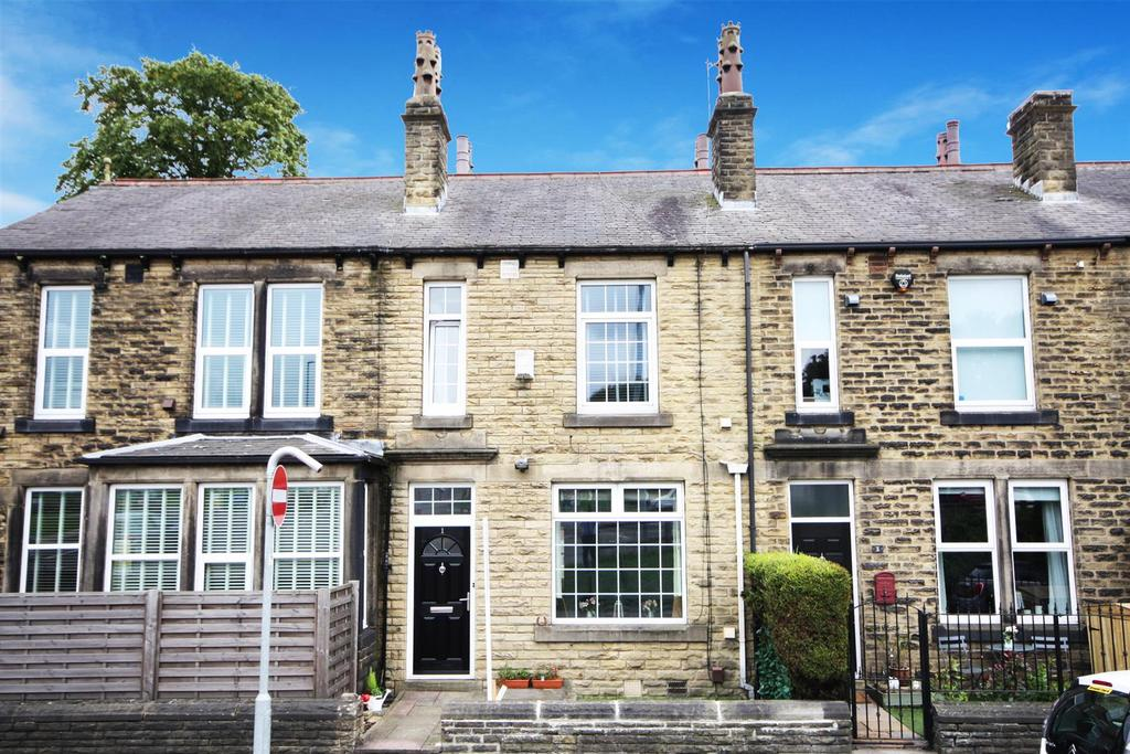 2 Bedrooms Terraced House for sale in Wycliffe Road, Rodley