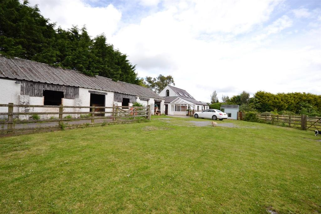4 Bedrooms Land Commercial for sale in Cosheston, Pembrokeshire