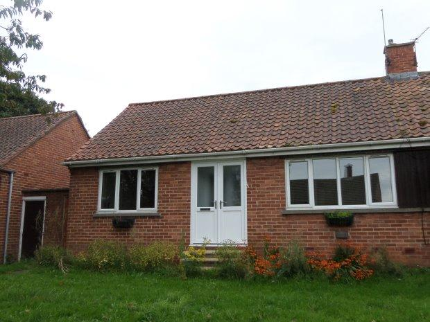 2 Bedrooms Semi Detached Bungalow for sale in OSWALD CLOSE, WEST CORNFORTH, SEDGEFIELD DISTRICT