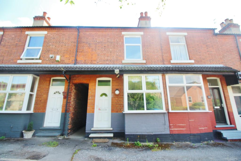 2 Bedrooms Terraced House for sale in Wisa Terace, Sherwood, Nottingham NG5
