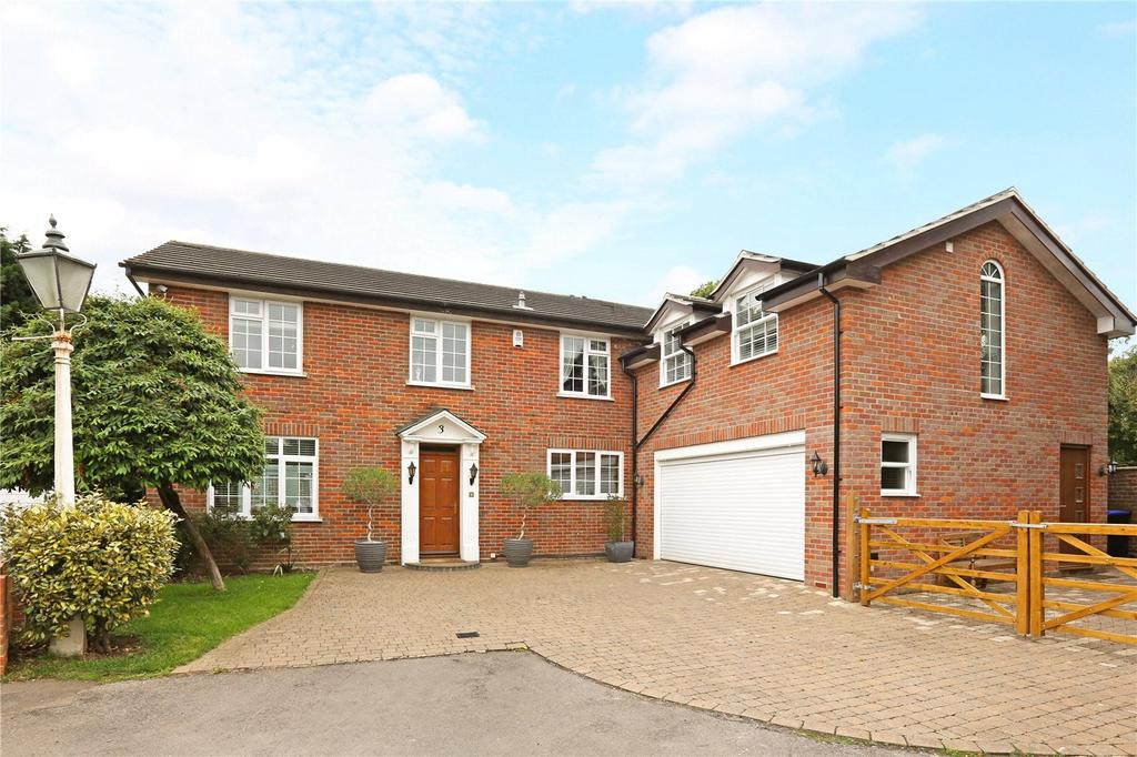 5 Bedrooms Detached House for sale in The Grange, Green Lane, Burnham, SL1