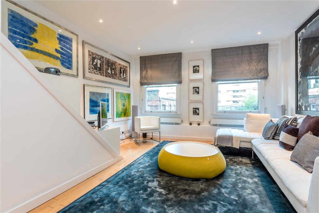 3 Bedrooms Terraced House for sale in Baltic Street East, Clerkenwell, London, EC1Y