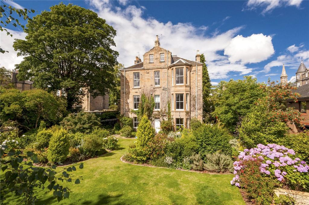 5 Bedrooms Flat for sale in 4 Morningside Place, Morningside, Edinburgh, EH10