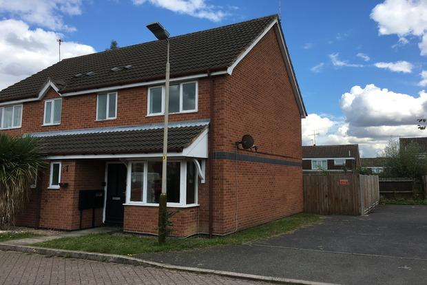 3 Bedrooms Semi Detached House for sale in Belfry Drive, Leicester, LE3