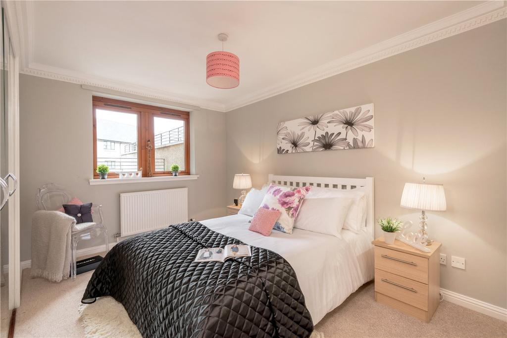2 Bedrooms Flat for sale in 99B/2 St. Stephen Street, Stockbridge, Edinburgh, EH3