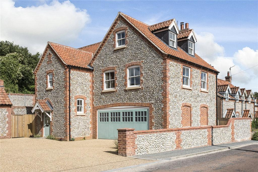 3 Bedrooms Unique Property for sale in Wells Road, Stiffkey, Wells-next-the-Sea, Norfolk, NR23