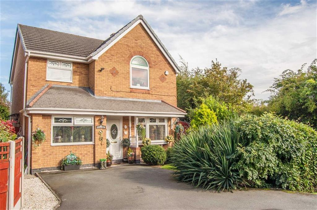 4 Bedrooms Detached House for sale in Cherry Dale Road, Broughton, Flintshire, Chester