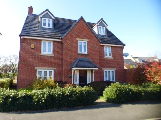 5 Bedrooms Detached House for sale in Lingwell Park, Upton Rocks, Widnes