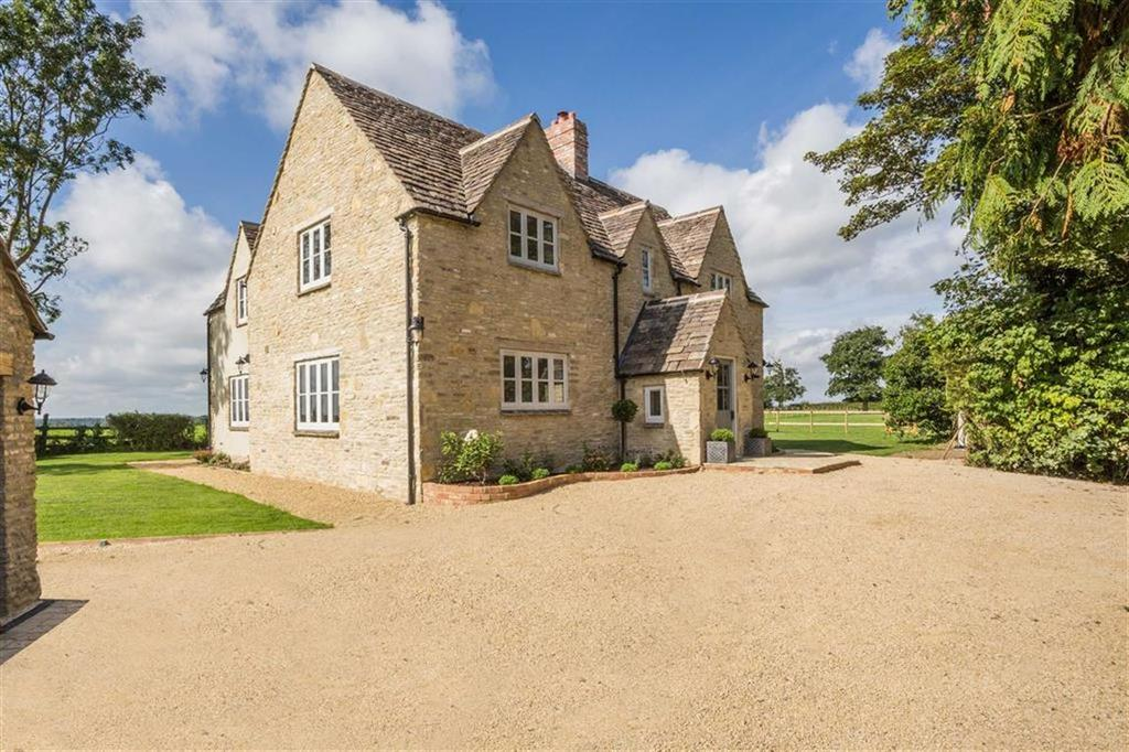 5 Bedrooms Detached House for sale in Highfield House, Little Somerford