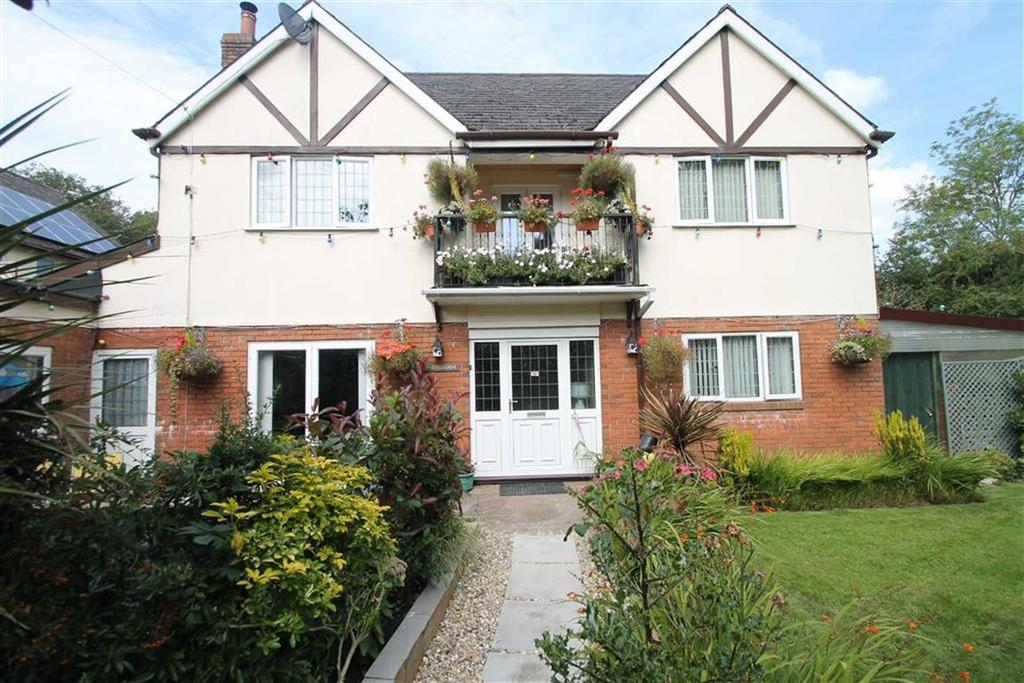 4 Bedrooms Detached House for sale in Garth Place, Rudry, Caerphilly