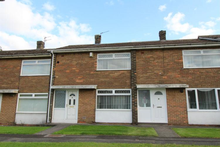 2 Bedrooms Terraced House for sale in Stanley DH9