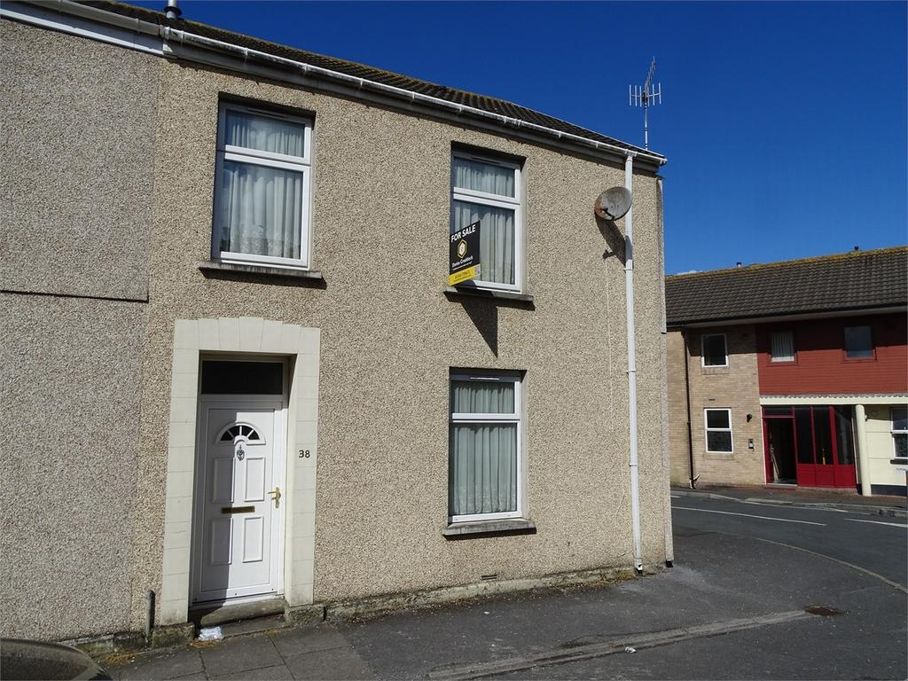 3 Bedrooms End Of Terrace House for sale in Ropewalk Road, Llanelli, Carmarthenshire