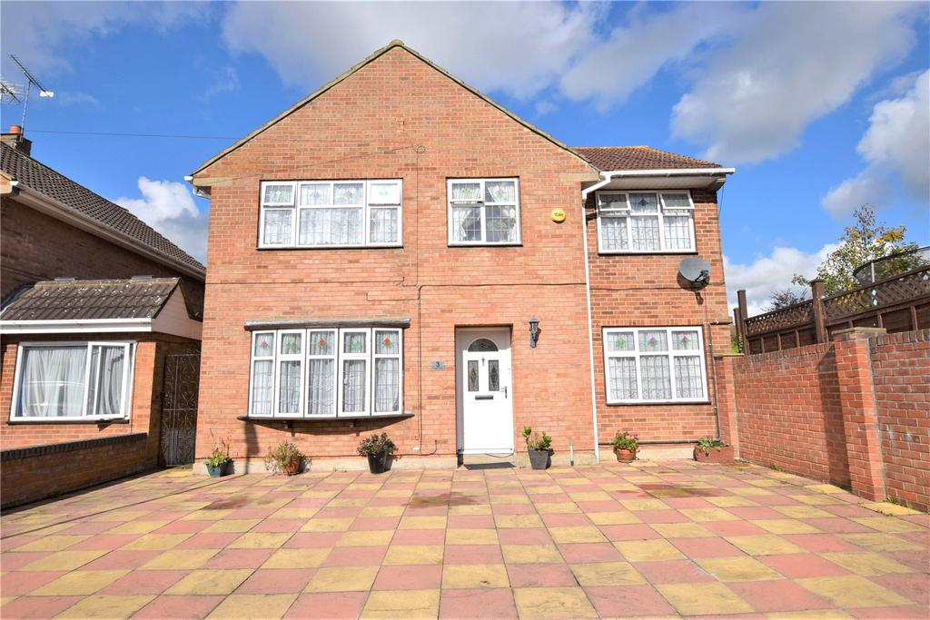 5 Bedrooms Detached House for sale in Grange Close, Hemel Hempstead, Hertfordshire, HP2