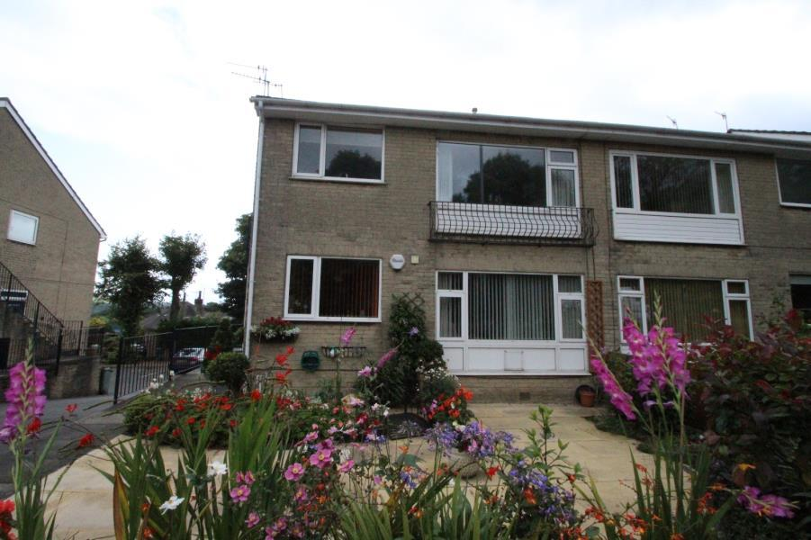2 Bedrooms Apartment Flat for sale in ST. MICHAELS CLOSE, BINGLEY, BD16 1SZ