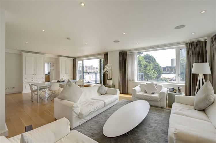 4 Bedrooms Apartment Flat for sale in The Belvedere, Chelsea Harbour, London SW10
