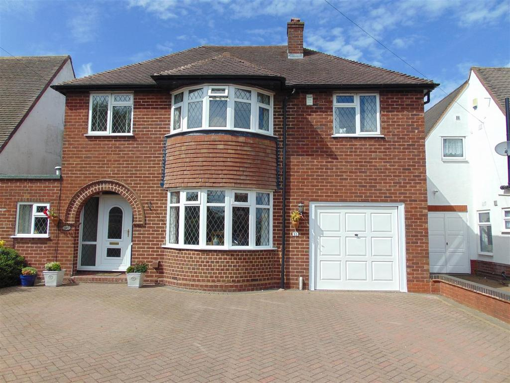 4 Bedrooms Detached House for sale in Lazy Hill Road, Aldridge