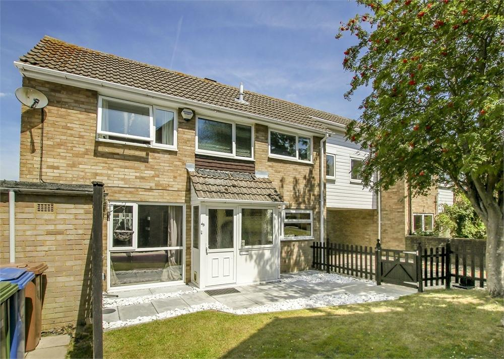 3 Bedrooms End Of Terrace House for sale in Rosedale Gardens, Bracknell, Berkshire