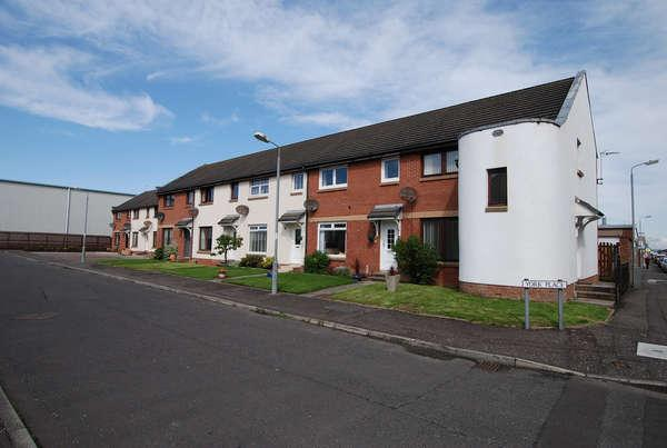 3 Bedrooms End Of Terrace House for sale in 1 York Place, Ayr, KA8 8AP