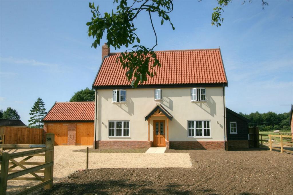 5 Bedrooms Detached House for sale in Long Street, NR17 1LN, Great Ellingham