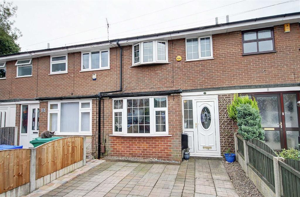 3 Bedrooms Terraced House for sale in Lamberton Drive, Baguley, Manchester