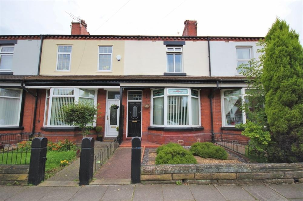 3 Bedrooms Terraced House for sale in Pit Lane, WIDNES, Cheshire