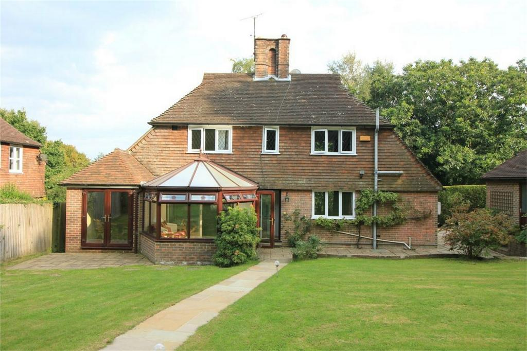3 Bedrooms Detached House for sale in Netherfield Road, NETHERFIELD, East Sussex