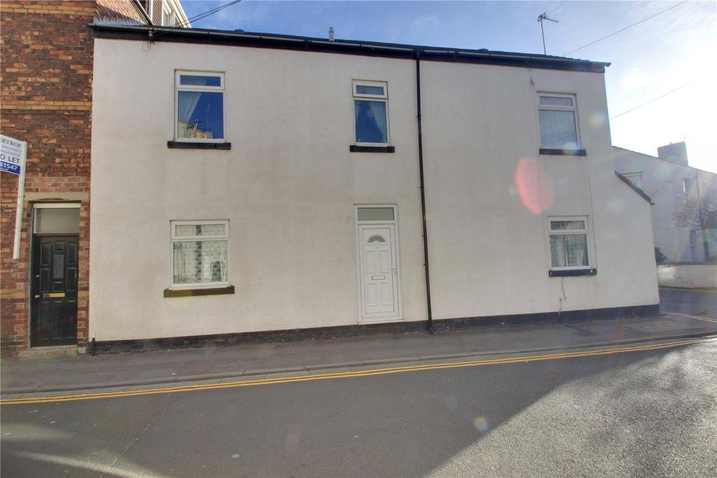 2 Bedrooms Semi Detached House for rent in Clifford Street, Redcar