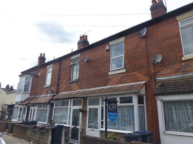 2 Bedrooms Terraced House for sale in Cornwall Road,Handsworth Wood,Birmingham