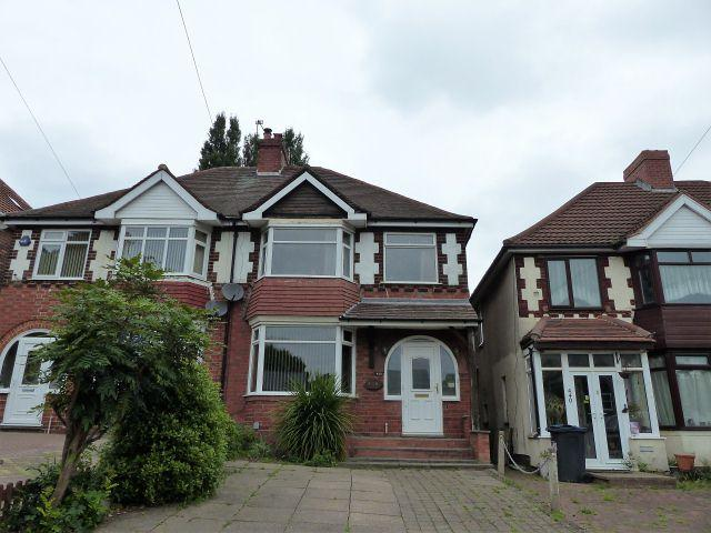 3 Bedrooms Semi Detached House for sale in Kingsbury Road,Erdington,Birmingham