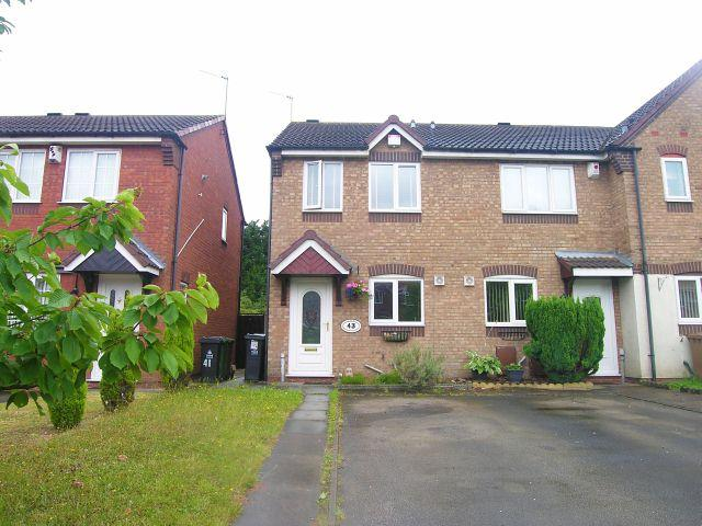 2 Bedrooms Semi Detached House for sale in Duchess Road,Walsall,West Midlands