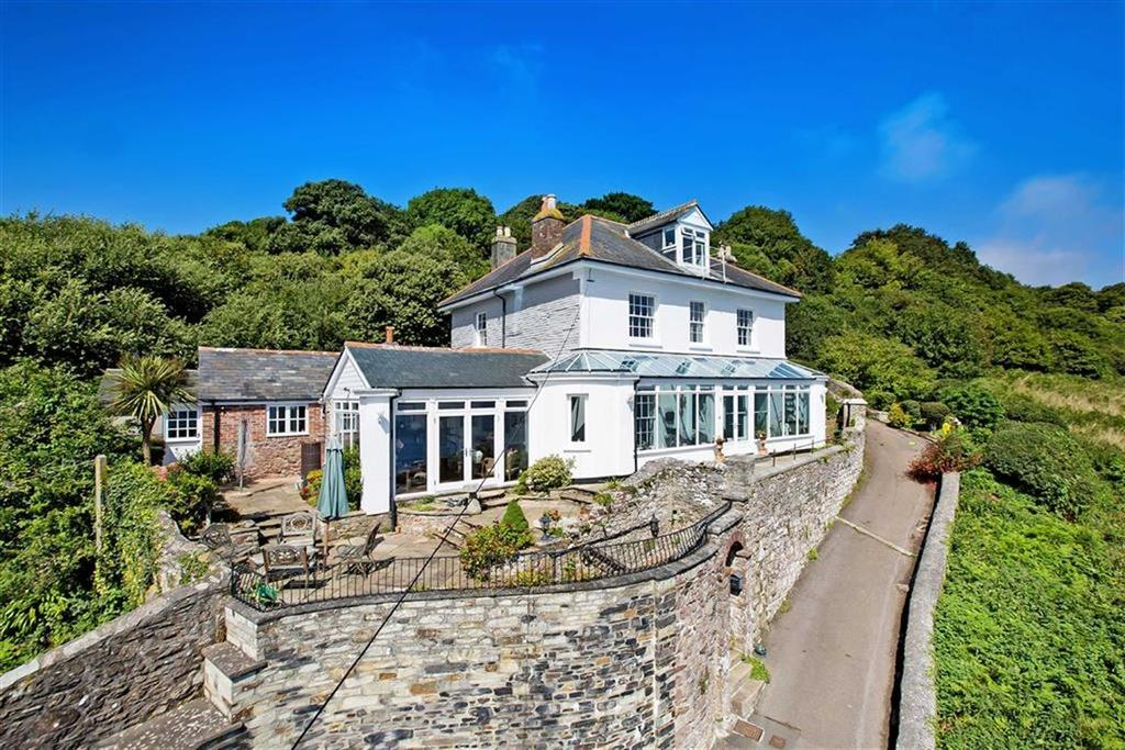 4 Bedrooms Detached House for sale in Devonport Hill, Torpoint, Cornwall, PL10