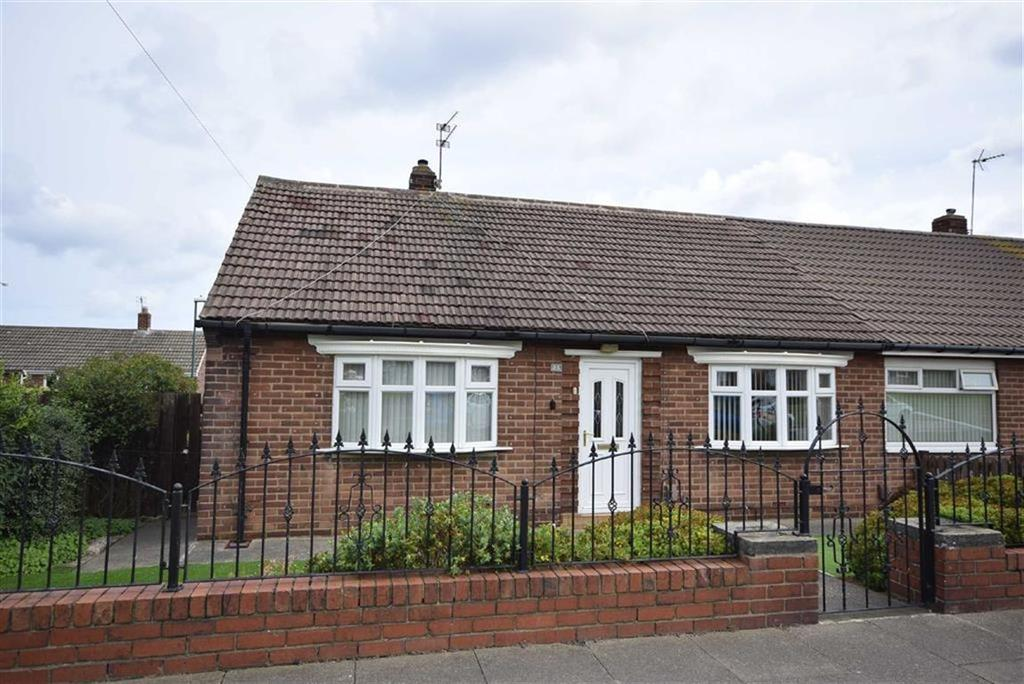 2 Bedrooms Semi Detached Bungalow for sale in Lizard Lane, South Shields