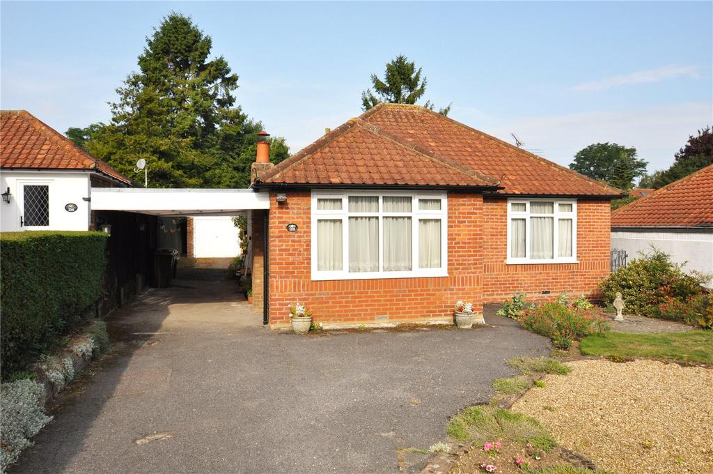 3 Bedrooms Detached Bungalow for sale in Watford Road, Chiswell Green, St Albans, Hertfordshire