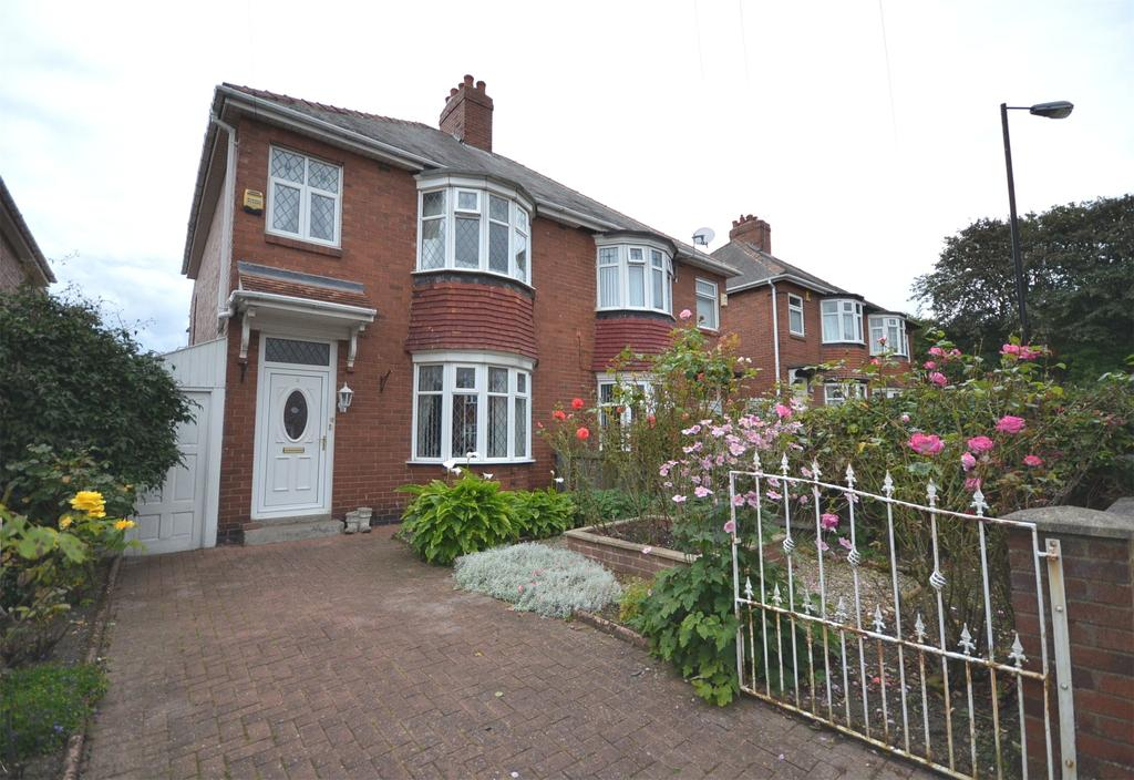 3 Bedrooms Semi Detached House for sale in North Fenham