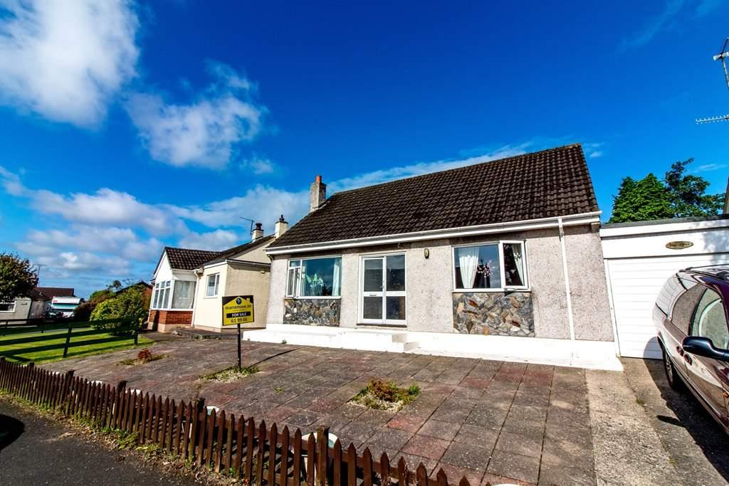 3 Bedrooms Detached Bungalow for sale in 56 Wybourn Drive, Onchan, IM3 4AT