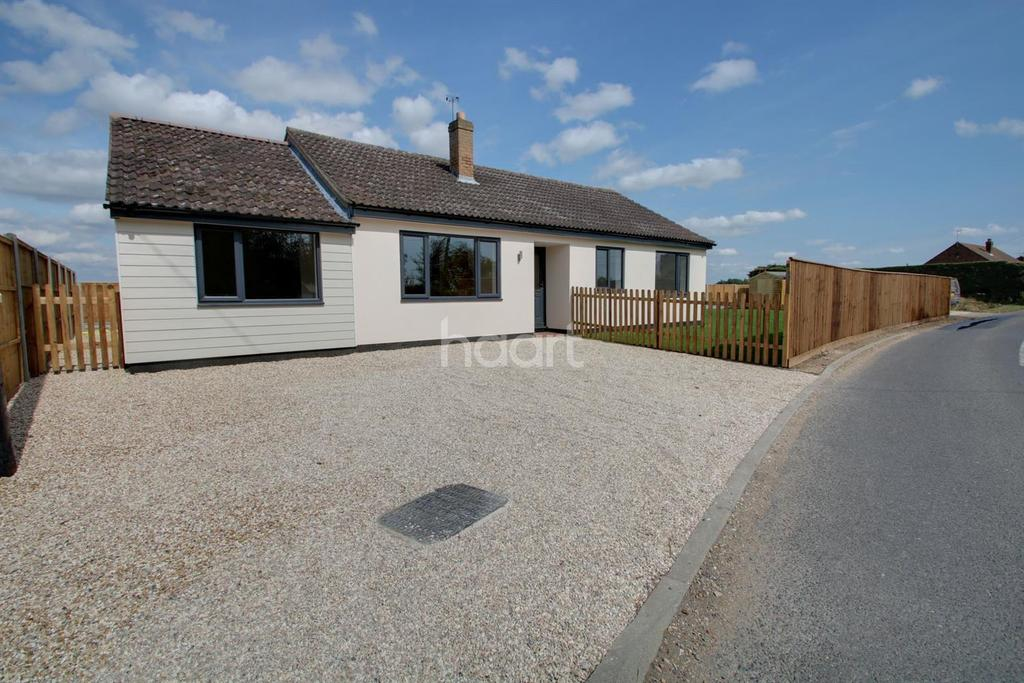 3 Bedrooms Bungalow for sale in Hasse Road, Soham
