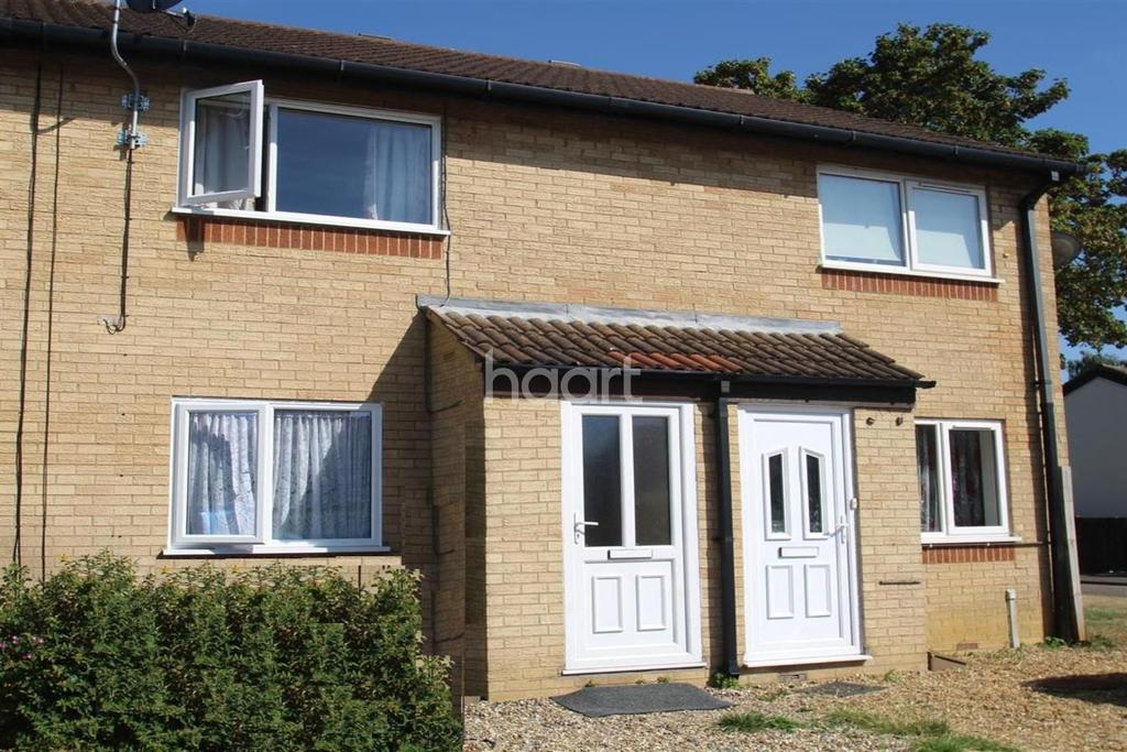 2 Bedrooms Terraced House for sale in Seymour Place, Paston, Peterborough