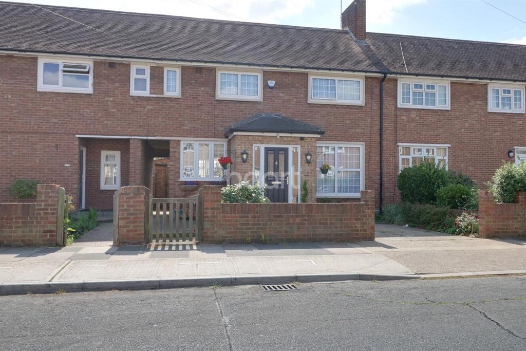 2 Bedrooms Terraced House for sale in Lynton Avenue, Collier Row, Romford
