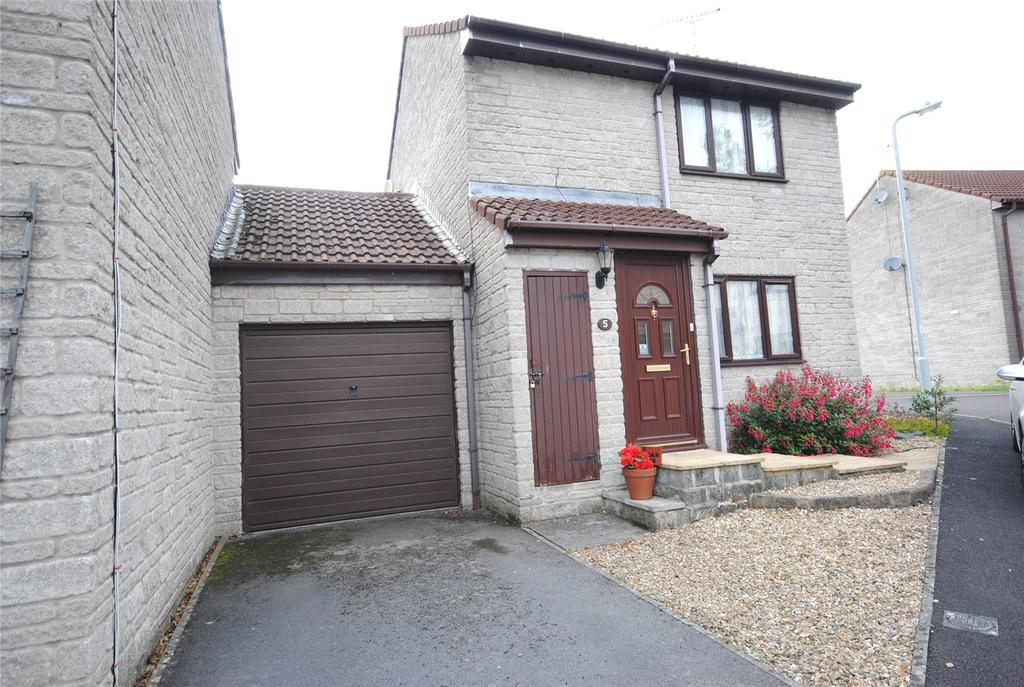 2 Bedrooms Link Detached House for sale in Cheddar Fields, CHEDDAR, Somerset, BS27