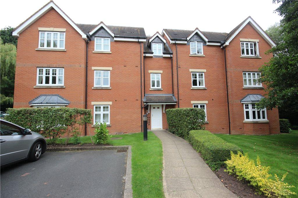 2 Bedrooms Apartment Flat for sale in Chancel Court, Solihull, West Midlands, B91