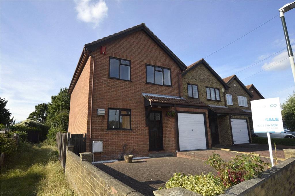 3 Bedrooms Detached House for sale in Lewin Road, Bexleyheath, Kent, DA6