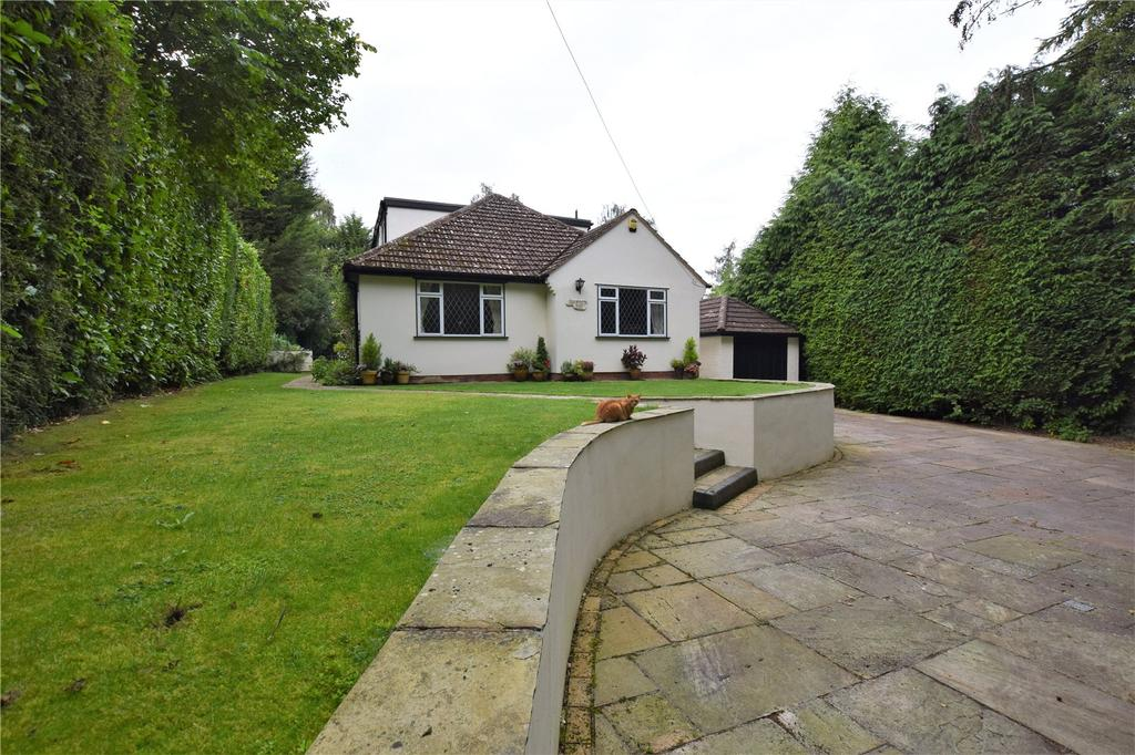 5 Bedrooms Detached House for sale in Spinneys End, Ash Lane, Burghfield, Reading, RG7